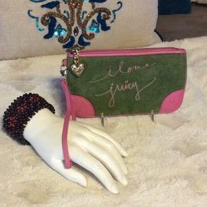 Juicy couture VTG wristlet